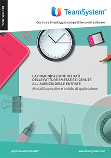 White paper: Comunicazione Dati Fatture emesse e ricevute all'Agenzia delle Entrate