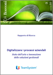 Ricerca PMI italiane e sistemi gestionali - SDA Bocconi e TeamSystem