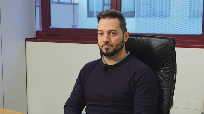 Matteo Panorama - Direttore Commerciale Paiardini Tino S.r.l.