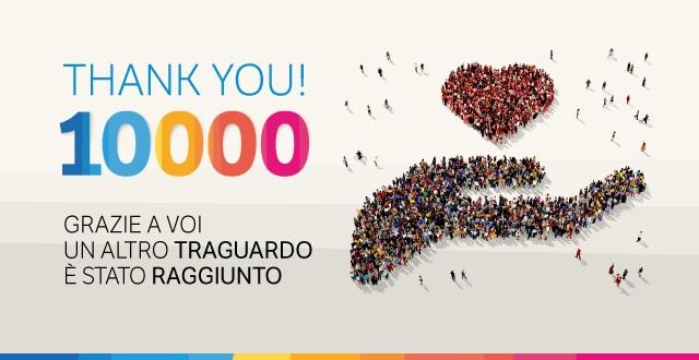 Teamsystem festeggia i suoi 10.000 follower su LinkedIn!