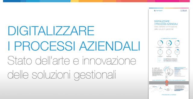 Digitalizzare i processi aziendali delle PMI- Blog di ALYANTE