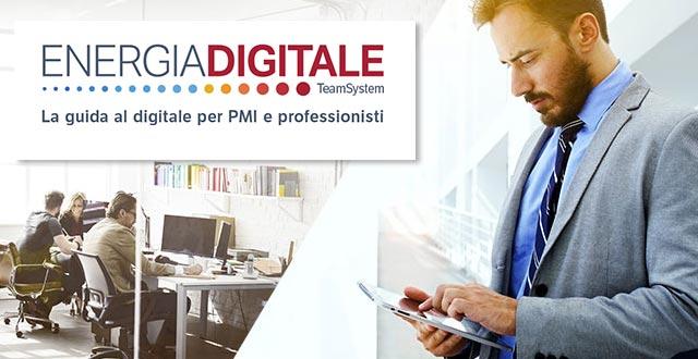 EnergiaDigitale.com - La guida al digitale per PMI e professionisti